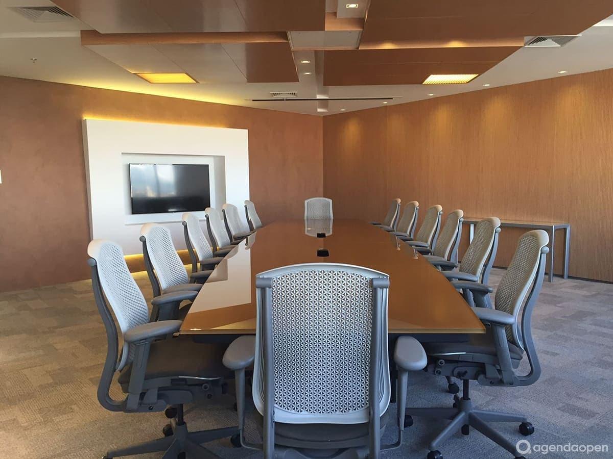 Sala reunião A