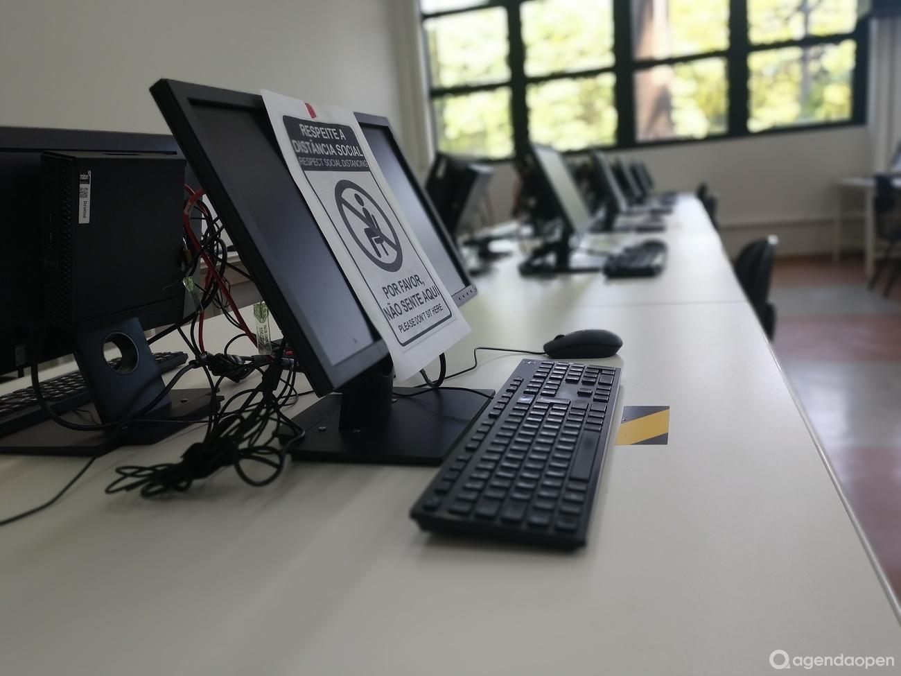 Laboratório de Informatica - G