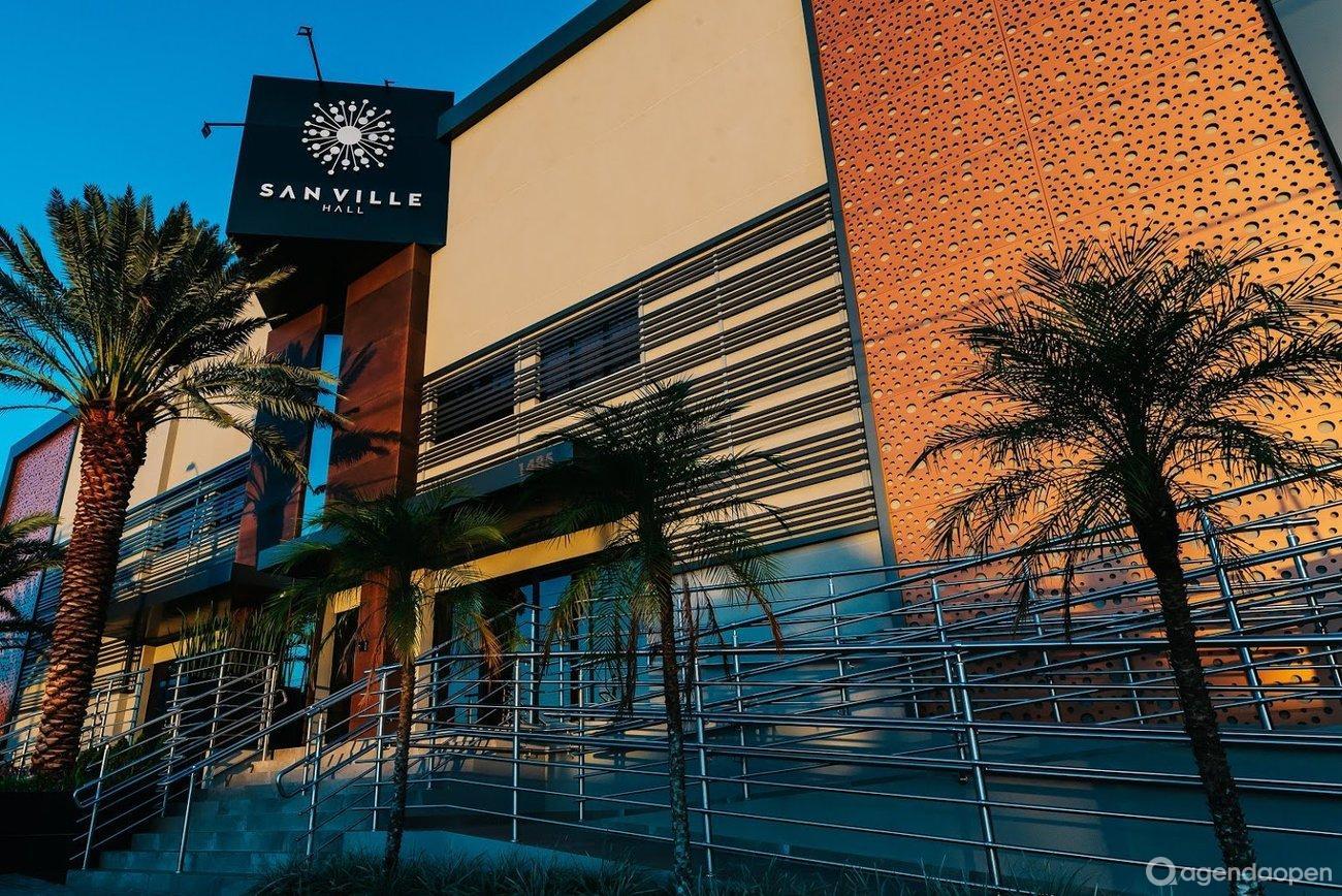 San Ville Hall localizado em Vila Menuzzo, Sumaré tem 4 salas e espaços para Reunião e Evento. Alugue sala para reunião, palestra, workshop, apresentação, e muito mais!