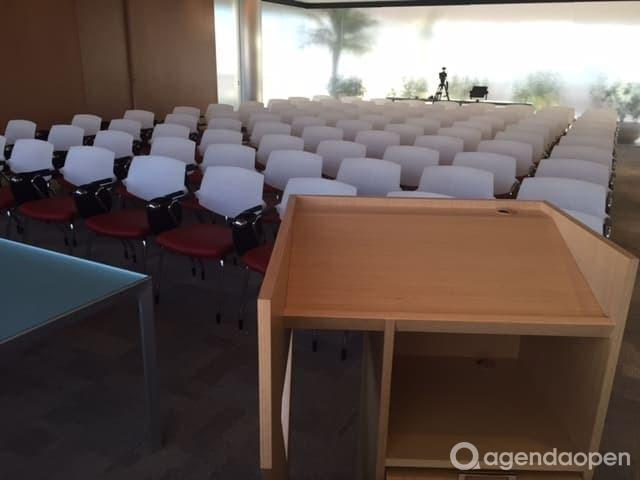 Salão eventos Acaraí