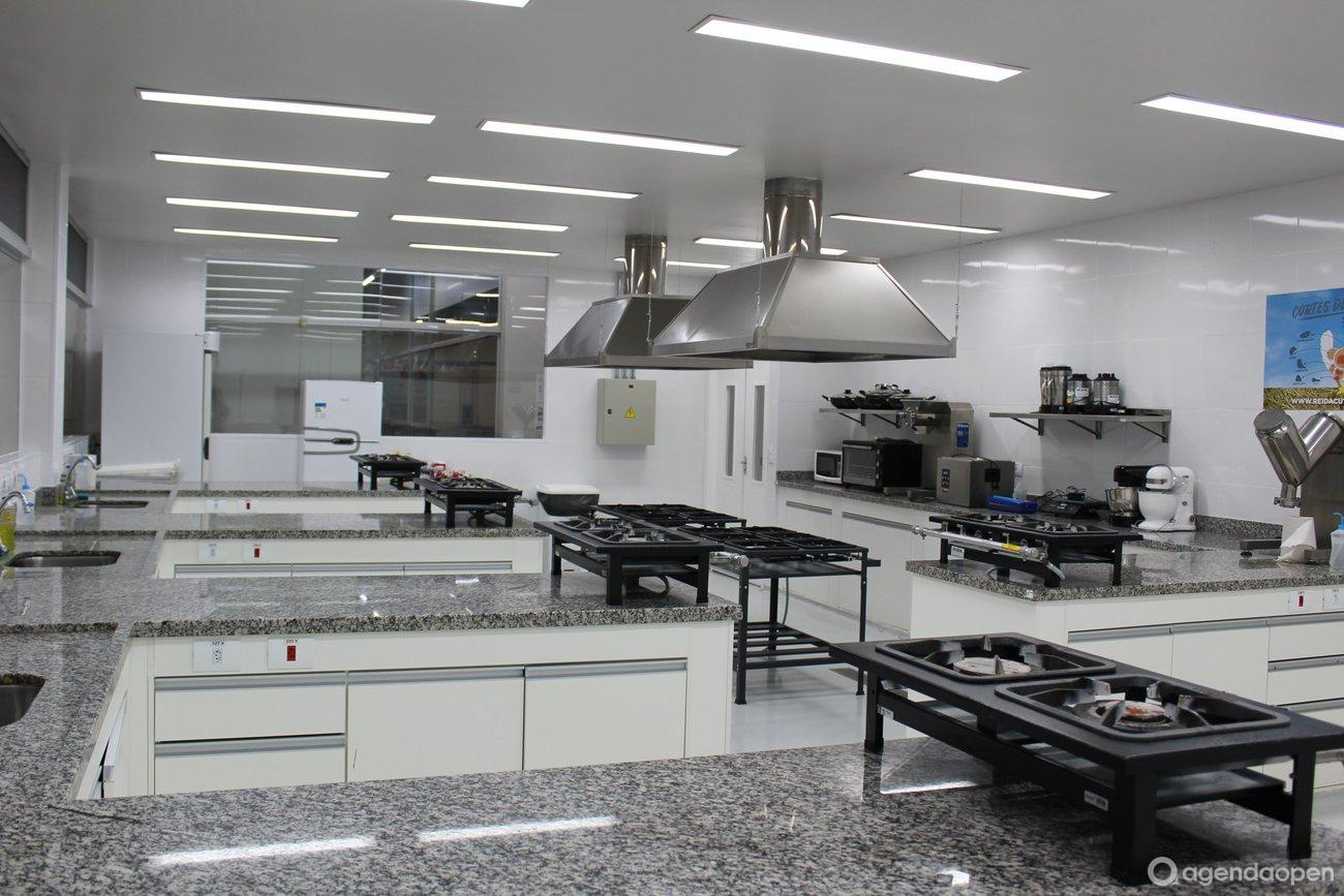 Laboratório de Gastronomia - Cozinha 2