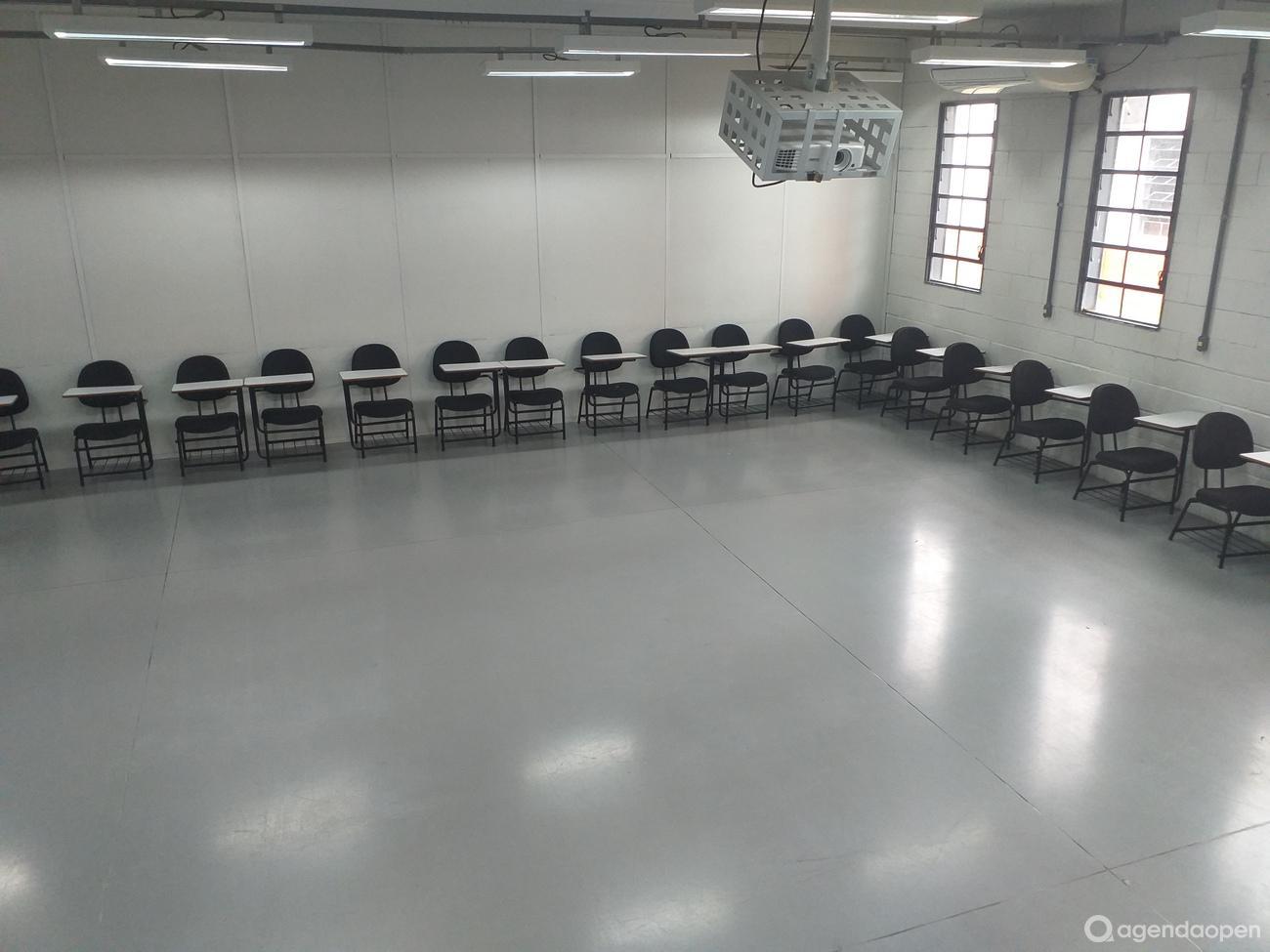 Sala de Aula 3D1,3D2,9D1,9D2,10D1,10D2 e 13D1,13D2
