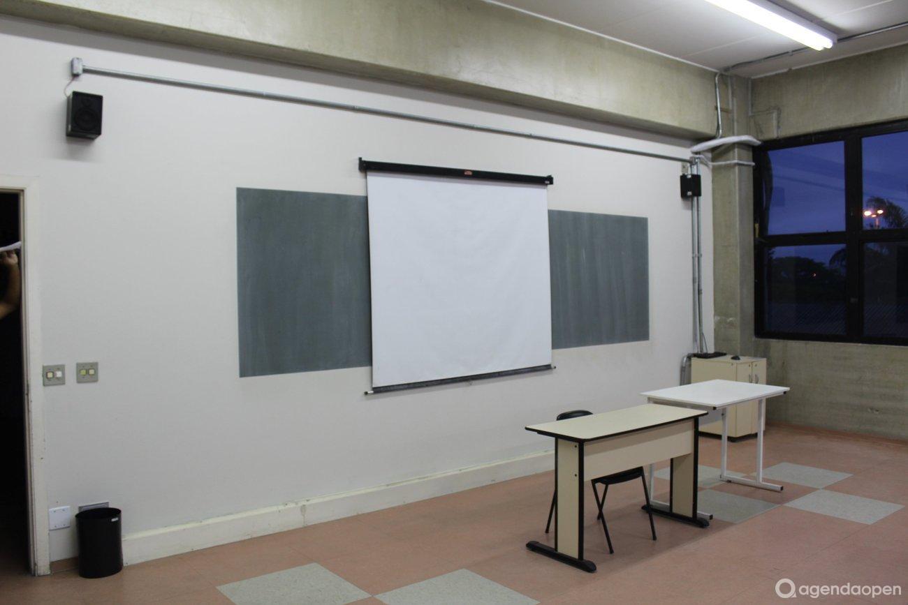 Sala de Aula G