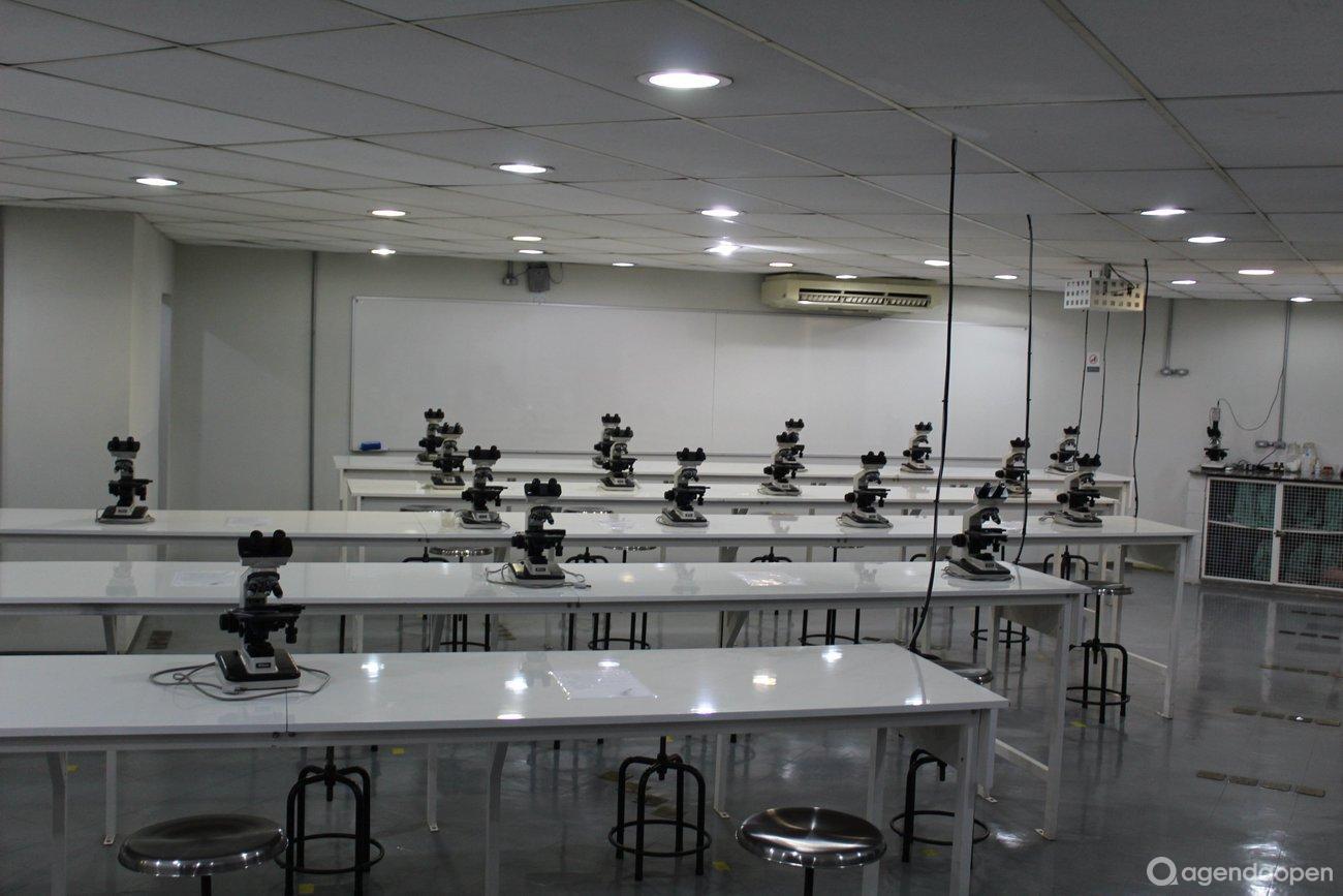 Laboratório de Microscopia