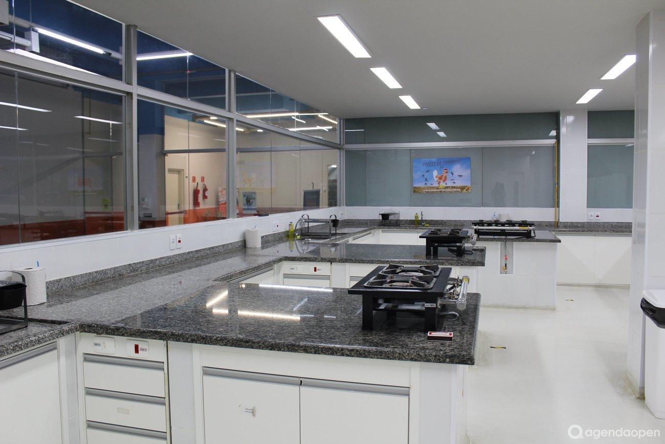 Laboratório de Gastronomia - Cozinha 1
