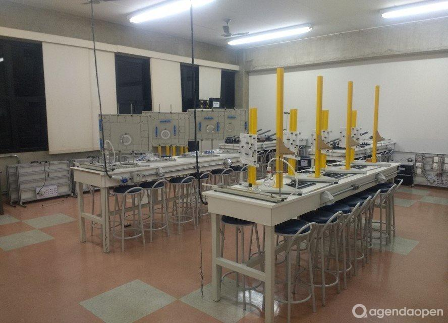Laboratório de Física, Materiais e Mecânica Aplicada