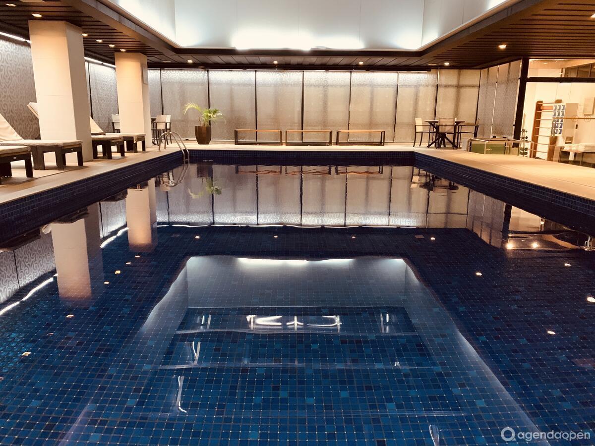 Ouro Minas Palace Hotel localizado em Centro , Belo Horizonte tem 12 salas e espaços para Reunião e Evento. Alugue sala para reunião, palestra, workshop, apresentação, e muito mais!